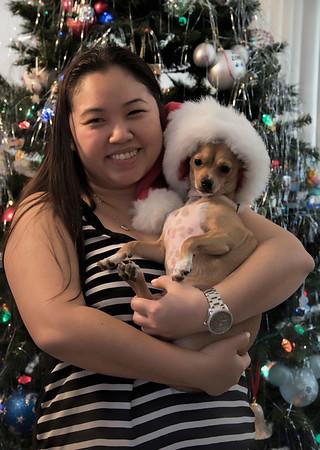 Yi Christmas 2016