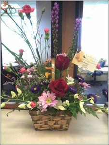 2005 - Flowers from Steve