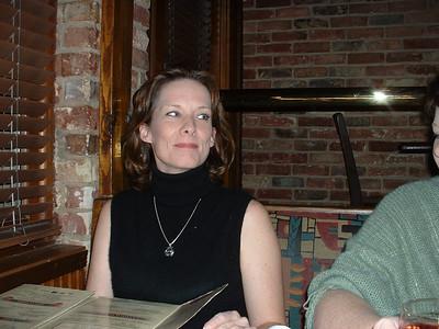 2005 - Loren (Shipman) Godburn - at Cheddars in Plano, Texas