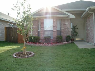 2005 - My house on Magnum in Arlington, Texas
