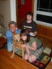 Dr. Lise, Princess, Bremen, & Kaitlyn in San Antonio