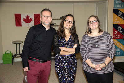 Todd, Tanya, Stephanie