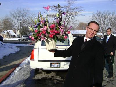 2011-01-14 Funeral Margaret Bodily