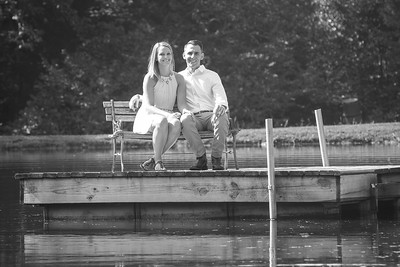 Fussinger and Paden Engagement Photos
