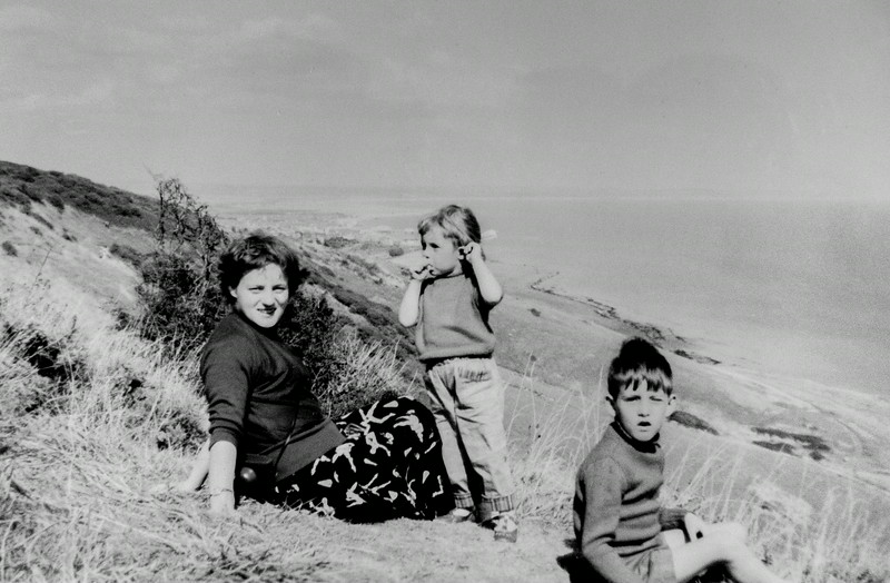 Beachy Head 1957