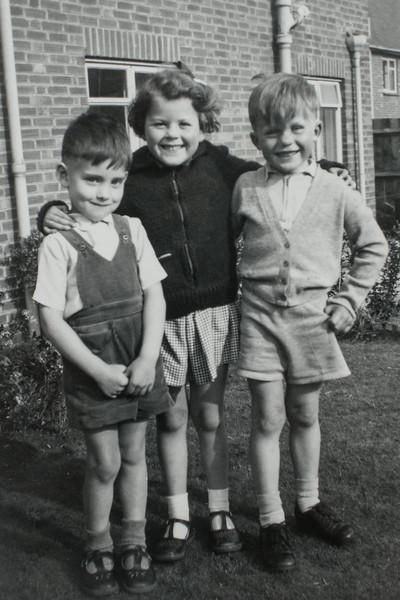 Stamford  -  May 1955