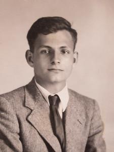 John Fyson, 1944