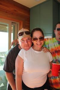 Tina and Todd