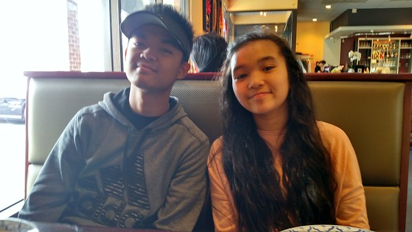 2016-03-25 Date & Shopping with the Kids