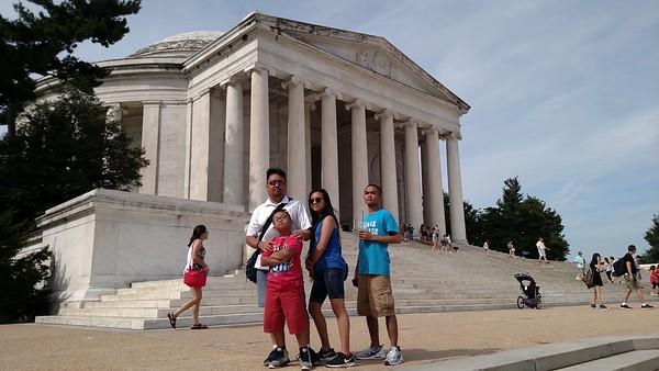2016-07-16 Washington DC trip