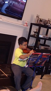 2017-1-28 Kids Playing instruments