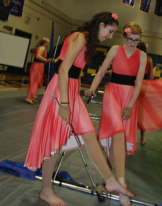 Gulf Breeze Winter Guard 2017