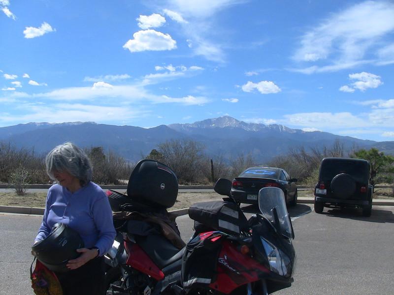 Palmer, Park, Colorado Springs