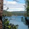 Jenkinson Lake behind Sly Park Dam