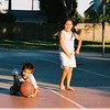 SEPT 2004 JUAN & ASHLEY BASKETBALL