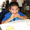 5-28-2005 Juan eating