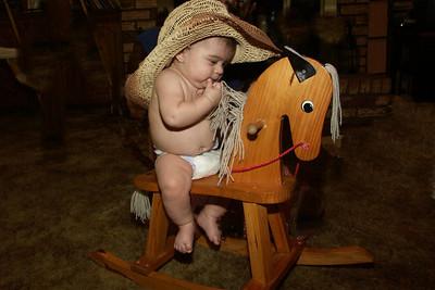 Gabe on Horse 01