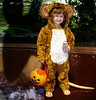 Gabriella in her homemade Big Bad Mouse Costume, from The Gruffalo Child Halloween 2013