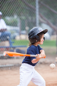 Little League Game - 8-9-2014