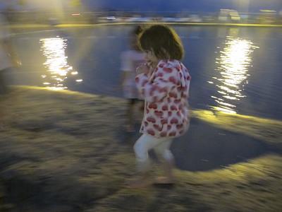 July 4th at Seaside Lagoon