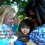 8/9/2009 - Summer concerts in the park, Manhattan Beach, CA