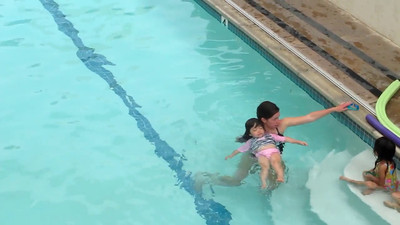 8/8/2011 - Learning to Swim