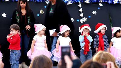 12/17/2010 - Gabrielle's Holiday Beach Babies show.