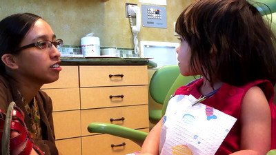 9/15/2010 - First dentist appointment