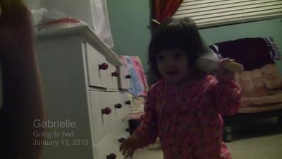 1/13/2010 - Bedtime