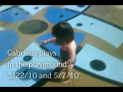 5/7/2010 - Playing in the playground