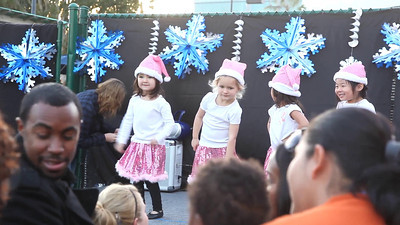 12/9/2011 - Gabrielle's Webby Dance performance at the Beach Babies Holiday Show.