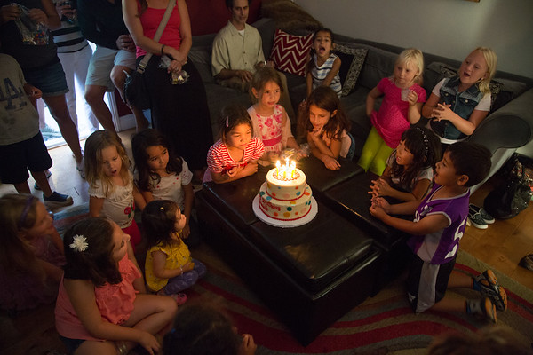 6th Birthday Party