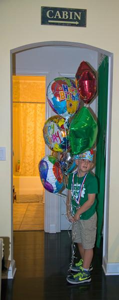 Gabriel's 6th Birthday