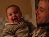 Con mi Papá siempre estoy contenta