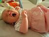 Gaëlle con dos meses, ¿qué sueño?