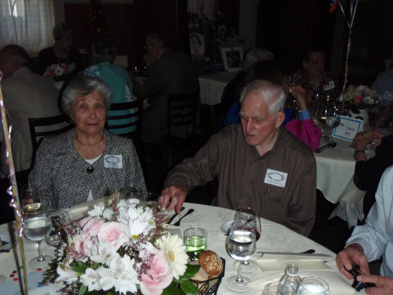 Judy and Charles