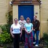 Janet, me, Deb and Brenda.