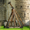 Tower of London, catapult.