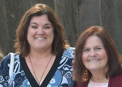 Diane  Antonetti and Debora Morrill