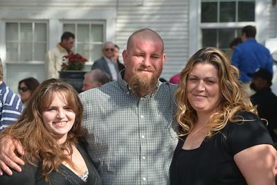 Amanda Dirickson, Jay Antonetti and Ally