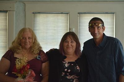 Betty Antonetti, Kelda Barker, Jerry Kimbley