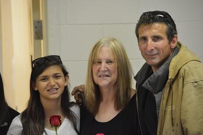 Ann Marie Garcia, Janice Gamboni and Jerry Kimbley
