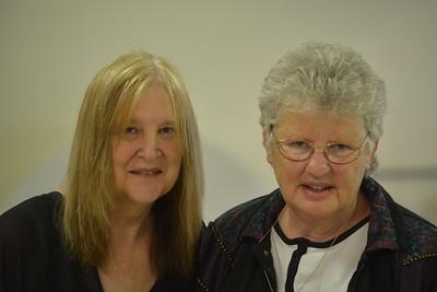 Janice Gamboni and Nancy Gamboni