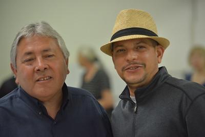 David Esquivel and Andrew Garcia