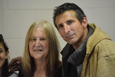 Janice Gamboni and Jerry Kimbley