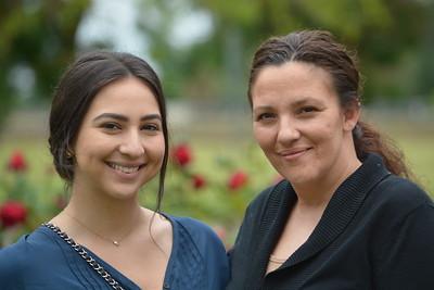 Marissa Reyes and Theresa Gamboni