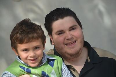 Elijah Dirickson and Christopher Morrill