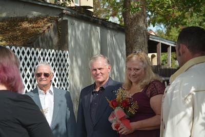 Kelda, Victor Vaughn,  Tim and Betty Antonetti, Lonnie Barker