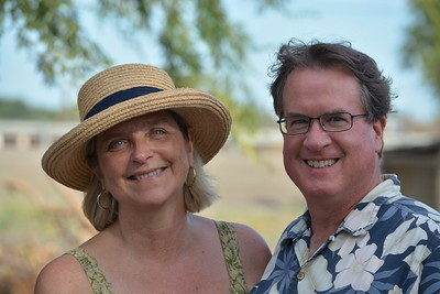 Kathleen and Bruce Yeager