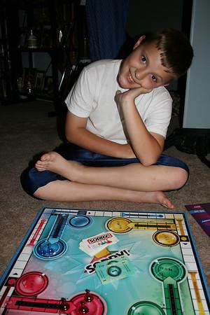 Game Night 8-11-09